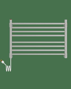 Toalheiro termico inox com 8 barras 90X60,4 -110W - 220V Concetto Seccare