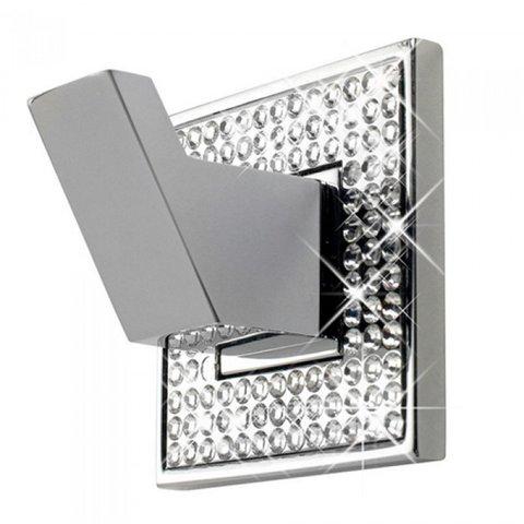 Cabide simples cromo/polido diamond BA 077.260 Zen Design