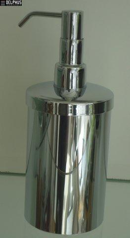 Saboneteira liquida de mesa 5803 300ml cromada
