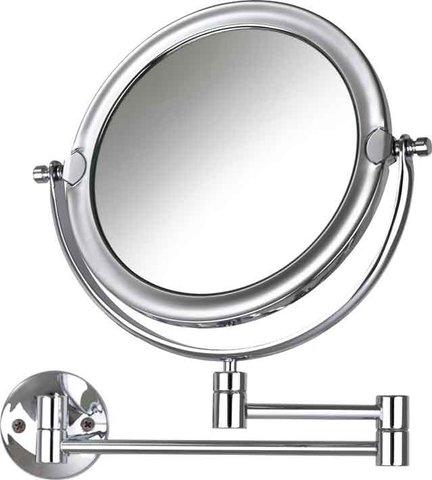 Espelho parede Doubler cromado 10486 Crys Bel