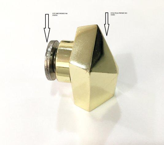Prendedor de Porta Dourado CPM-400