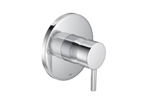 Acabamento Monocomando para Chuveiro LINK cromado - 4993.C.LNK.CHU DECA