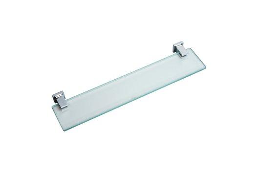 Porta Shampoo Cromado Bari Crismoe