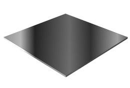 Grelha 9,4X9,4 sem Base Aço Inox Cega Invinox