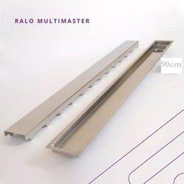 Ralo Linear Multi Master 90cm todo inox 276